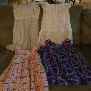 5T Girls Dress Bundle